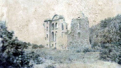 Craighall castle ruin (3)