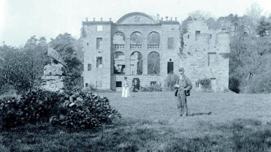 Craighall castle ruin (5)