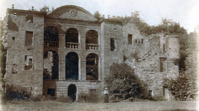 Craighall castle ruin (7)