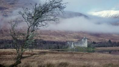Kilchurn castle, Loch Awe 11 Feb 2019 (1)