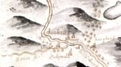 Adair map Dunkeld