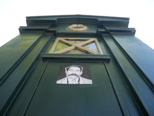 Drummond Place Police Box, Edinburgh 22 April 2019 (6)