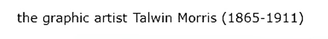 Talwin Morris and Charles Rennie Mackintosh (1)