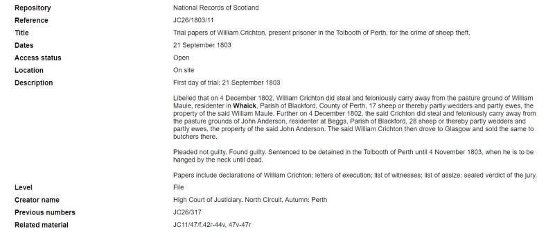 1803 Whaick