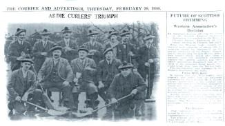 1930 curlers triumph