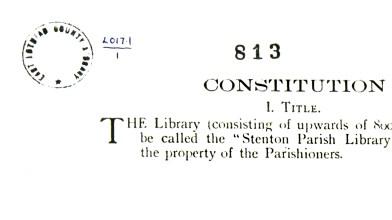 Constitution 813