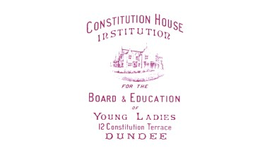 Constitution House, Dundee