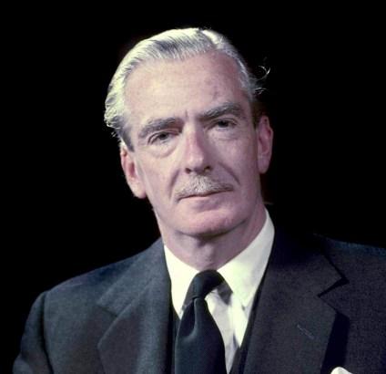 Sir Anthony Eden (regular visitor to Woodbank Hotel, Balloch)