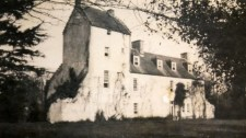 Steuarthall visited by Peter, 17 Sept 2019, greeted most kindly by the Kennedys who live in the auld steading (4) - Copy