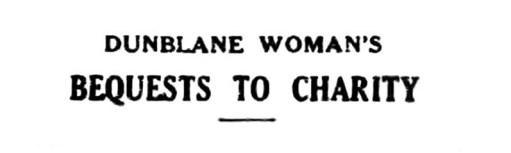 April 1932 Agnes Jane Templeton, Holmehill, Dunblane 2