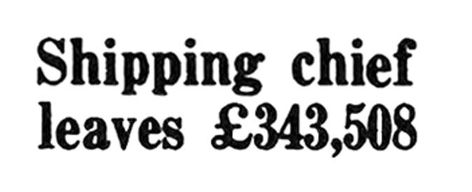Charles Glen Donaldson death 1957 Holmehill, Dunblane 2