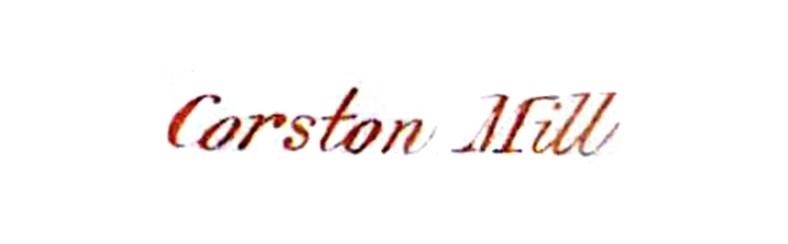 OS book Corston Mill and River Eden 1