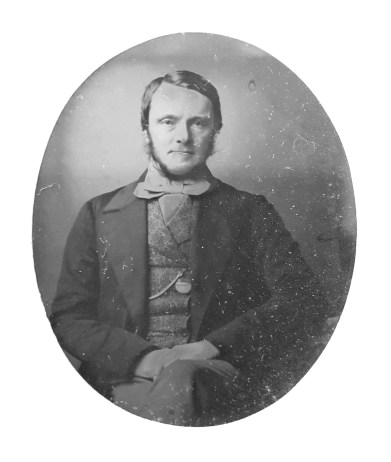Graham Reid Mercer (1812 - 1886)b