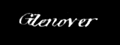 Glenour, Glenover, Ayrshire - OS book 1