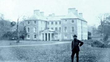 Dryden House, Lasswade, 1890