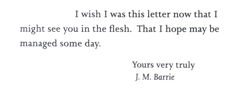 A friendship in letters - Barrie and Stevenson (13)