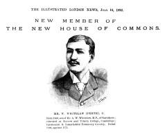 1892 W Whhitelaw, MP