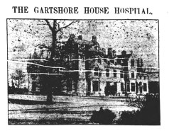 1915 Gartshore House Hospital