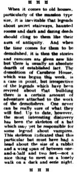 Carnbroe House 16 Aug 1952