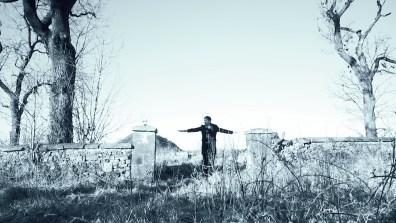 Gartshore Friends' Cemetery - Peter Gordon visits - Monday 12 April 2021 (1)
