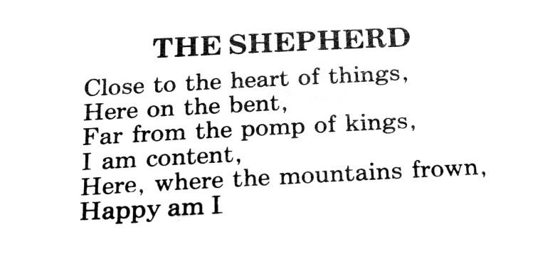 A Very Parochial Anthology - T A Johnston, Sanquhar (6)