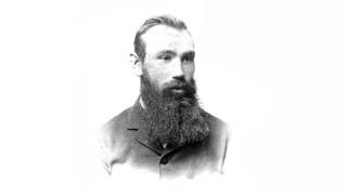 John McCaw [1859-1936] Dunedin portrait