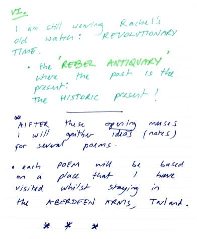 Aberdeen Arms, Tarland - Notes 006