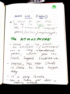 Aberdeen Arms, Tarland - The Atmosphere - poem 1