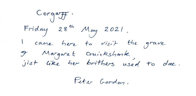The Lass o' the Lecht - Peter Gordon