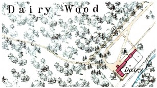 Balboughty dairy map 1864
