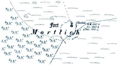 Mortlich 2nd OS map