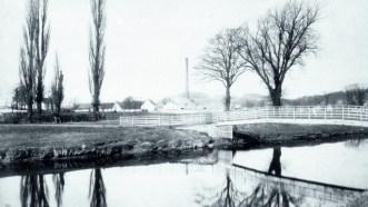 Old White Bridge 1877 - 1909
