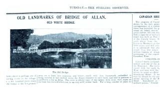 Old white bridge 1