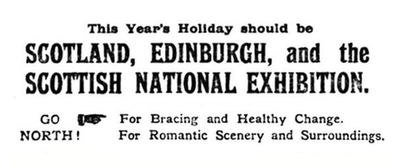 Scottish National Exhibition, Edinburgh, 1908 (17)