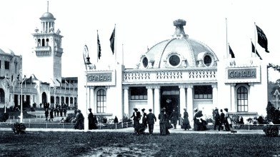 Scottish National Exhibition, Edinburgh, 1908 (4)
