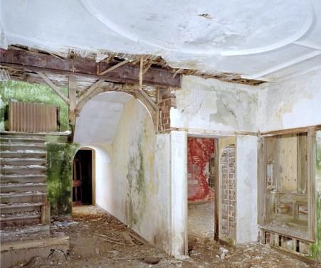 Vallay House interior 2009b