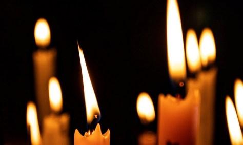 varias velas