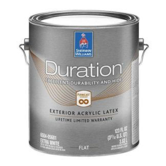 Sherwin Williams Duration Exterior