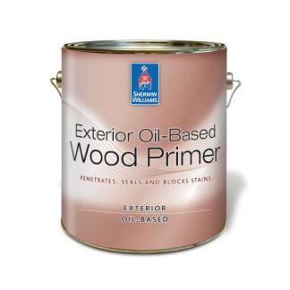 Sherwin Williams Exterior Oil-based Wood Primer
