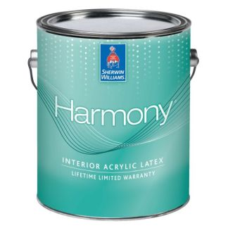 Sherwin Williams Harmony