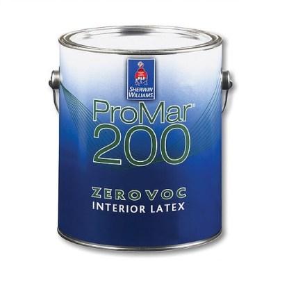Sherwin-Williams ProMar 200 Zero VOC Interior