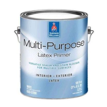 Sherwin-williams Multi-Purpose Latex Primer грунтовка для внутренних и наружных работ
