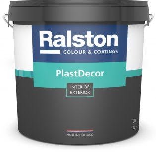 Ralston PlastDecor Краска для внутренних и наружных работ