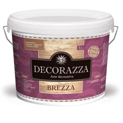 Декоративная краска с песком Decorazza Brezza