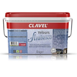 Clavel Arabesco Velours