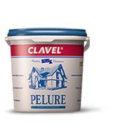 Фасадная штукатурка с эффектом шуба Clavel pelure