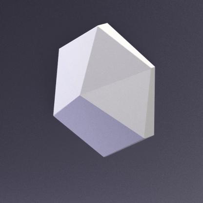 Artpole CUBE-Ex1 гипсовые 3D панели