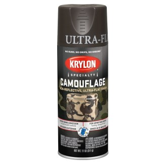 Krylon Camouflage Brown 4292