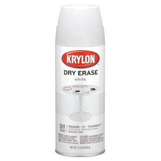 Krylon Dry Erase White 3942