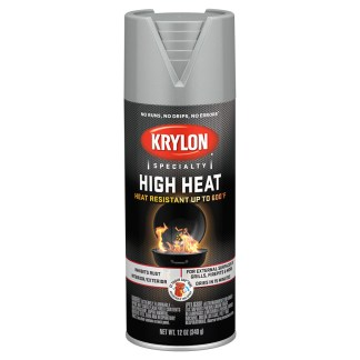 Krylon High Heat Aluminum 1407